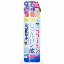 Cosmetics Roland Japan Collagen Hyaluronic Acid Moisturizing Toner 185mL