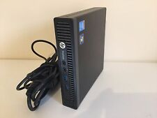 HP ProDesk 600 G1 DM Business PC, Intel i5-4590T, 16GB RAM, 256GB SSD, Win 10