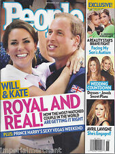 People magazine Prince William Kate Middleton Real Housewives Amy Grant