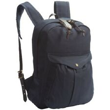 New with Tags Mens Filson Rugged Twill Backpack Navy 70083411135 MSRP $ 345