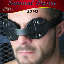 Blindfold 2 Piece Mask Stag Hen Party Fun Unisex Bondage Kinky Erotic Role Play