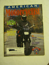 April 1999 American Motorcyclist Magazine  (BD-46)