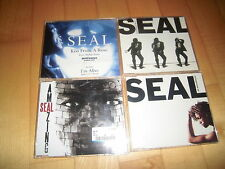 Seal - Kiss From/Beginning/Amazing/Future Love E.P. - 4 Maxi-CDs