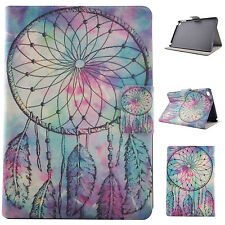 """Dreamcatcher Patterned Case for Amazon Kindle Fire HDX 7"""" PU Leather Stand Cover"""
