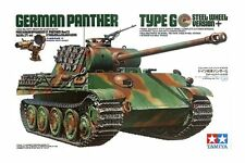 TAMIYA 35174 1/35 German Panther Type G Steel Wheel Version