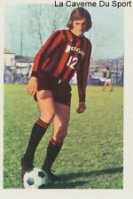 N°140 JEAN-PIERRE ASCERY # OGC.NICE STICKER AGEDUCATIF FOOTBALL MATCH 1973