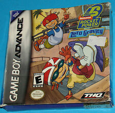 Rocket Power - Zero Gravity Zone - Game Boy Advance GBA Nintendo - USA