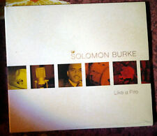 Solomon Burke - Like A Fire (CD 2008)