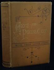 Alice Phoebe Cary Memorial Later Poems Ames 1873 Steel Engraving 1st Ed Illus