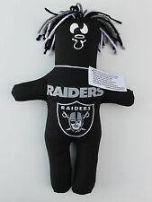 *WISH DOLL* Oakland RAIDERS NFL Football * Wishing * Good Luck * Dolls