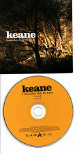 KEANE RARE FRENCH PROMO CDS IN CARD PS SOMEWHERE ONLY WE KNOW