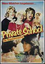 Private School Poster 02 Metal Sign A4 12x8 Aluminium