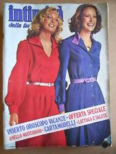 INTIMITA' n°1573 1976  con inserti  [GS50]
