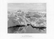 Polar, Antarctic Print: Herbert Ponting, Ice Reflections, Scott's 1910-13 Exped