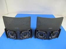 Bose 321, Cinemate Series I II & III Speakers, Graphite Grey