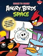 Learn to Draw Angry Birds Space: Learn to draw all your favorite Angry Birds and