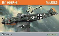 EDUARD 82114 WWII German Bf109F-4 in 1:48 ProfiPACK!!
