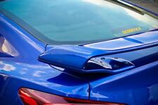 SPEC-RS Trunk Wing Spoiler Unpainted For Hyundai Genesis Coupe 2009 2015