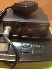Uniden PRO 510XL CB Radio Tested Works Great With Mike And Power Cord NICE RADIO