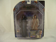 STARGATE SG 1 SERIES 3 ASCENDED DANIEL JACKSON AND ANUBIS ACTION FIGURES