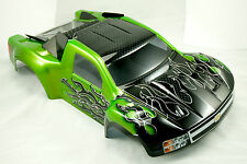 Custom Painted RC Body Traxxas Slash 2WD 4x4 AE SC10 XXX-SCT ULTIMA PRO-2 SC