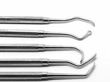 New Dental Implant Sinus Lift Elevators Set of 5 Dental Implant Instruments CE