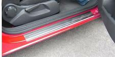 Vauxhall Corsa D (2006 - 2014) Stainless Sill Protectors Kick Plates
