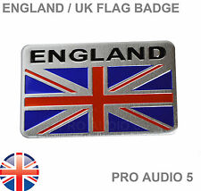 Union Jack Flag ENGLAND GB UK Rectangle Car Boot Body Badge Van Truck Ford Mini