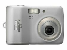 Nikon Coolpix L3 5.1MP Digital Camera with 3x Optical Zoom (PRE-OWNED)