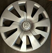 "ONE 15"" TOYOTA YARIS 2015-2016  SILVER HUBCAPS WHEEL COVER RIM COVER 570-61176"