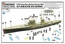 Big Blue Boy 35050 1/350 Railing for Italian Heavy Cruiser Pola
