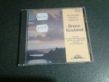 Bruce rowland  the film and television themes of cd new free shipping