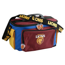 AFL Brisbane Lions DRINK COOLER ICE BAG WITH DRINK TRAY/TABLE Birthday Gift