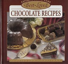 FAVORITE BRAND NAME BEST-LOVED CHOCOLATE RECIPES COLLECTOR'S EDITION COOKBOOK