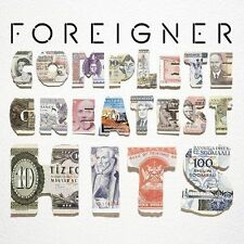 Complete Greatest Hits, Foreigner CD 2002 Urgent, Juke Box Hero, Vision 20 SONGS