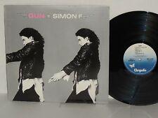 Simon F. F Gun LP Steve Stevens Andrew Poppy Holly Knight I Want You Back