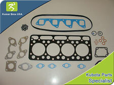New Kubota v1902 Upper Gasket Kit