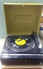 Vintage 1970's  RCA Solid State Phonograph Portable Electric Record Player WORKS