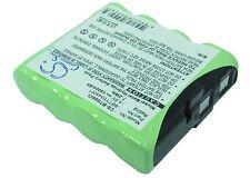 UK Battery for Radio Shack 239071 960-1460 4.8V RoHS