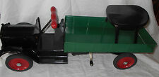 1920's Keystone  26 inch Packard Hand Crank Scissors Dump Truck Ride-On Repaint