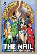 GN Lot Justice League Of America The Nail Graphic Novel lot 3 bks #1 , 2 , & 3