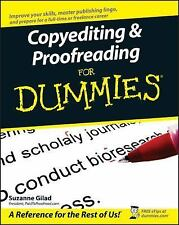Copyediting & Proofreading For Dummies (For Dummies (Language & Literature))