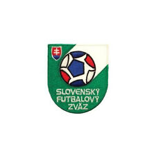 SLOVAKIA FIFA SOCCER WORLD CUP IRON-ON PATCH CREST BADGE 2.25 X 2.75 INCH