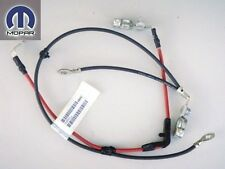 PT CRUISER 2006 - 2010 BATTERY WIRING HARNESS CABLE NEGATIVE & POSITIVE TERMINAL