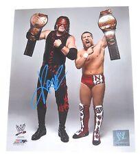 WWE KANE SIGNED 8X10 PHOTOFILE PHOTO W/ EXACT PROOF 2