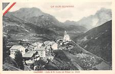 3106) WW1 BELLUNO CADORE COLLE S. LUCIA COL MONTE PELMO.
