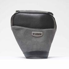 Canon EOS IX Original Bereitschaftstasche Kameratasche Grau/Schwarz  Nr.766