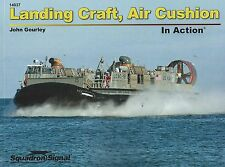 Landing Craft, Air Cushion In Action by Squadron / Signal 14037