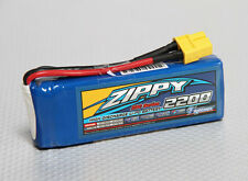 2200mah 2s LIPO Zippy flightmax 20-30c 7.4v 2 cell battery XT60 uk post