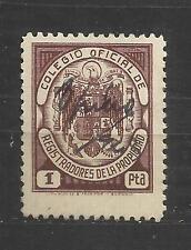 5281-FISCAL COLEGIO REGISTRADORES,FRANCO,REVENUE  SPAIN REVENUE FISCAUX FISCALES